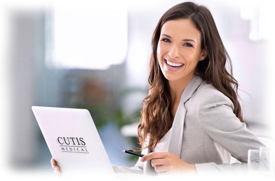 Карьера в Cutis Medical